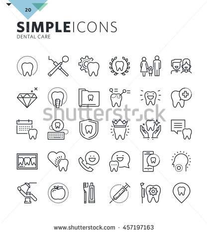 stock-vector-modern-thin-line-icons-of-dental-care-and-dentist-services-premium-quality-outline-symbol-457197163